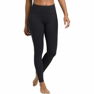 Prana Electa Legging high rise yoga pants black, M